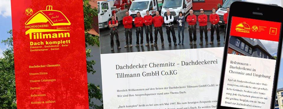 responsive-Webseite-dachdeckerei-chemnitz-future-werbeagentur